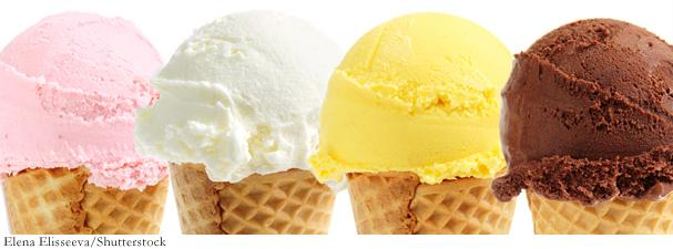 Você e os sabores Time4 Ice Whey Cream