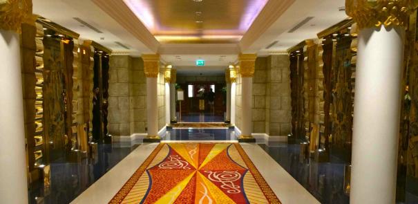 #Time4 Dubai: SPA do Hotel Burj Al Arab