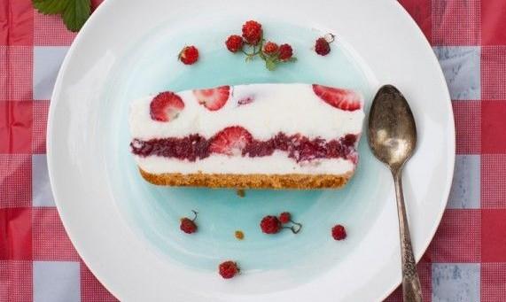 #Time4 Receitas: Ice Whey Cream Cake