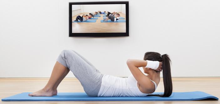 6 exercícios incríveis para a perda de gordura localizada