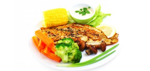 Time 4 Alimentação saudável como comer bem fora de casa
