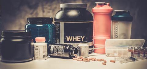 Time 4 Quais são os melhores suplementos para ganhar massa muscular