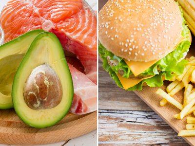 Entenda o que são gorduras boas e gorduras ruins