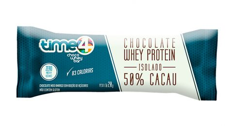 Choco Whey Bar - sobremesa fit