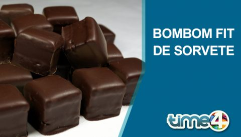 Bombom fit de sorvete Time4